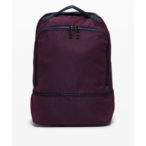Lululemon City Adventure Backpack 17L Plum Purple